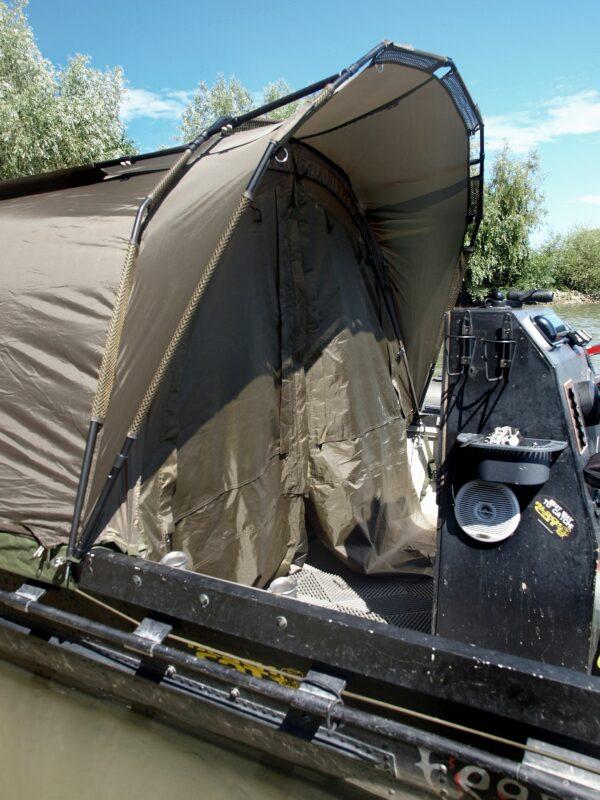 Bivvy Boat Cave II Bateau Black Cat