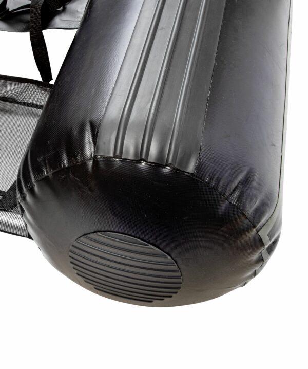 Float Tube Complet Battle Boat Set Black Cat