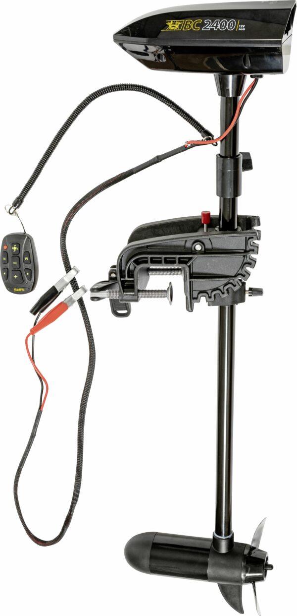 Moteur électrique Battle Cat 24lbs 12V Black Cat