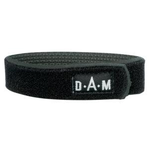 Attache Canne Neoprene Rod Strap 2pcs Dam