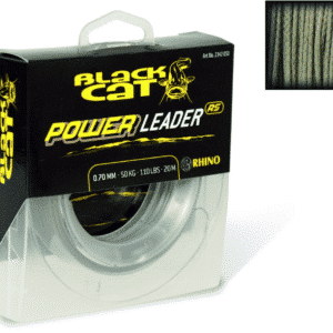 Bas de ligne Power Leader 20m Black Cat