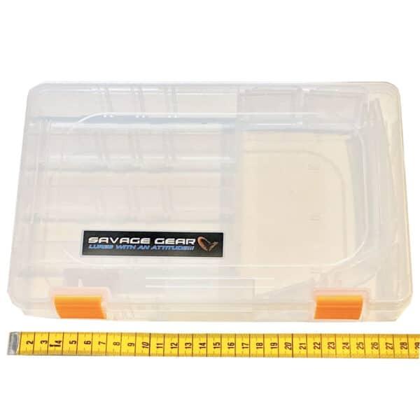 Boite A Leurres Lure Boxes N°7 27.5x18x4.5cm Savage Gear