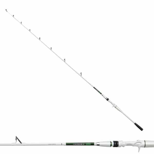 Canne Casting White X-Taaz Multiplier 1,80m 50-150gr Madcat