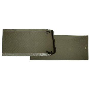 Couverture Extreme Bedchair Cover 225x107cm Black Cat