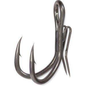 Hameçon Ghost Double Hook DG 5pcs Black Cat