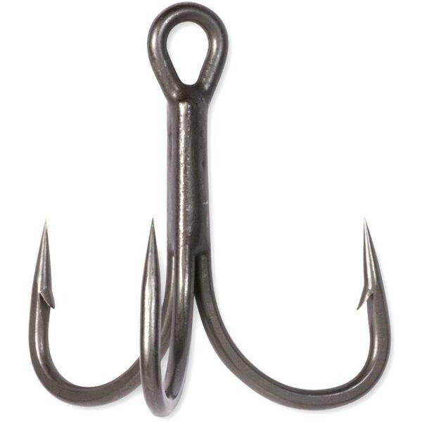 Hameçon triple Treble Hook DG 5pcs Black Cat