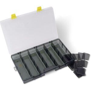 Boite Tackle Keeper S24 Plat Black Cat
