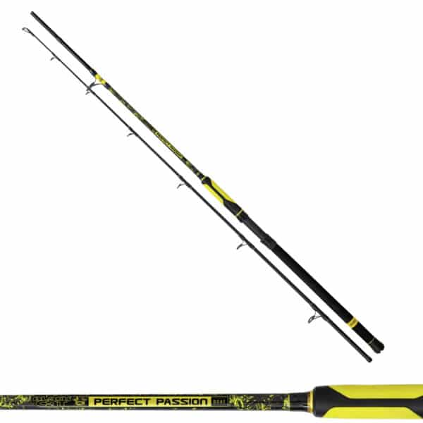 Canne Perfect Passion Boat 2,50m 400gr Black Cat