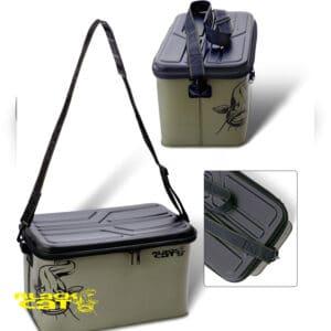 Bakkan Flex Box Carrier 40cm 24cm 25cm Black Cat