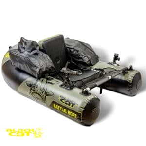 Float Tube Battle Boat Black Cat