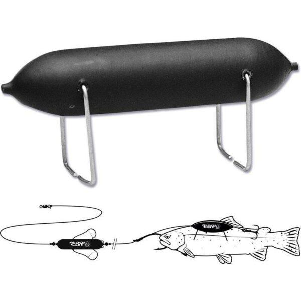 Flotteur Sous-marin Dead Float Black Cat