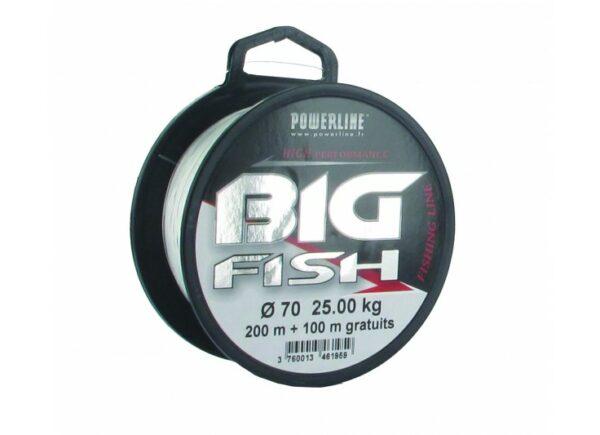 Nylon Big Fish 300m Powerline
