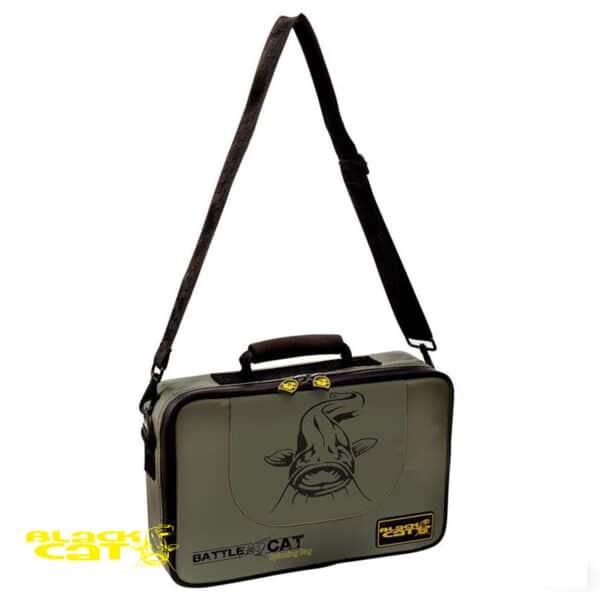 Sac Battle Cat Spinning Bag Black Cat