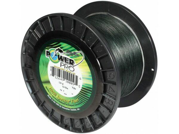 Tresse 1370m Moss Green (vert) Power Pro Shimano