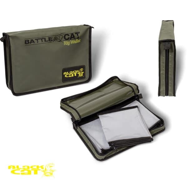 Trouse à Bas de ligne Rig Wallet Pro Black Cat