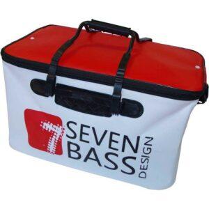 Bakkan Soft Line Blanc/Rouge Seven Bass