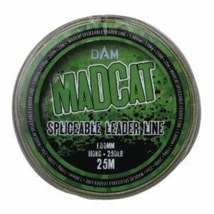 Bas De Ligne Tresse Splicelable Leader 25m Madcat