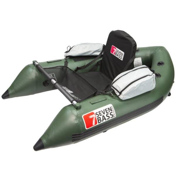 Float Tube Hybrid SkullWay 170 Seven Bass