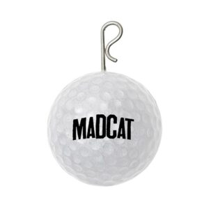 Plomb Clipsable Golf Ball Snap-On Vertiball Madcat