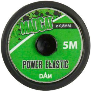 Power Elastic 5m 0.80mm Madcat