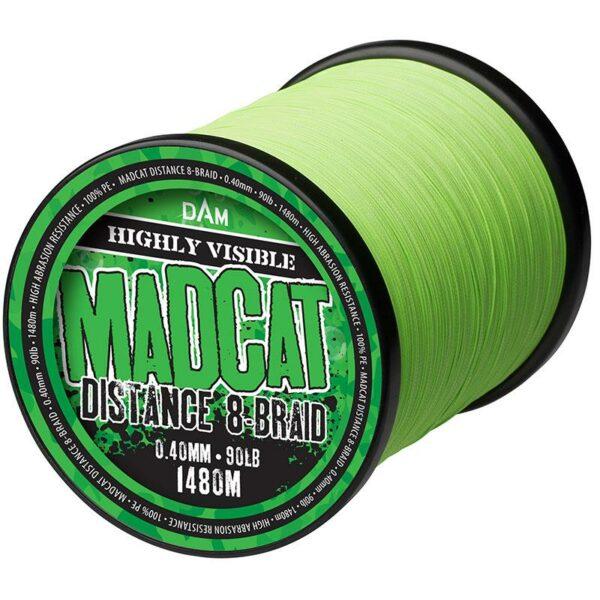 Tresse Distance 8-Braid Madcat
