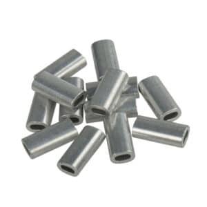Sleeve Aluminium Crimp Sleeves 16pcs Madcat