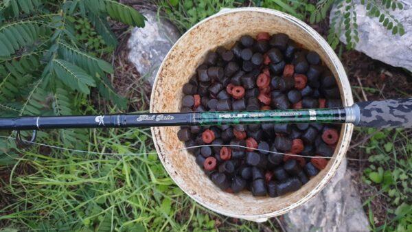 Canne Black Pellet 2m90 175-375gr Madcat
