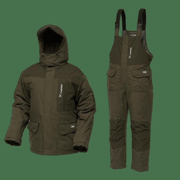 Combinaison Homme Xtherm Winter Suit Vert Dam