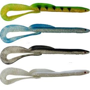 Leurre Souple Hyper Eel 26,5m 2pcs Spro