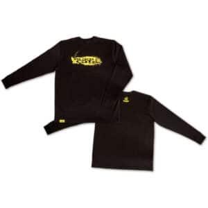T Shirt Manches Longues Black Cat