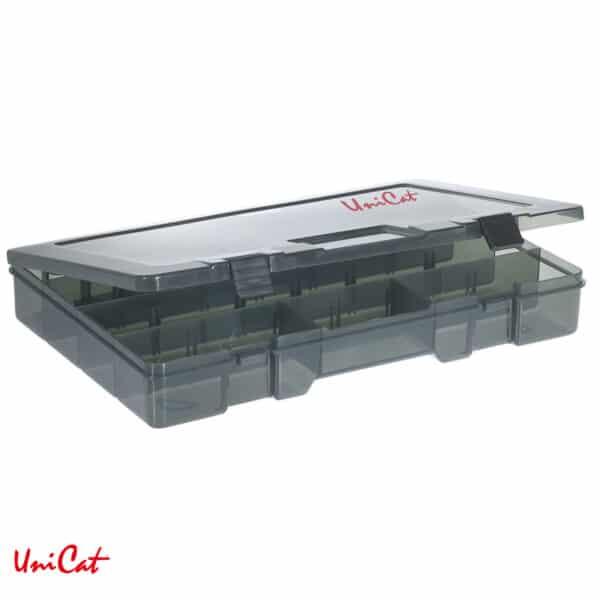 Boite Rangement Tackle Box 33x21,5x8cm Unicat