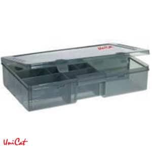 Boite Rangement Tackle Box 35,5x22,5x8cm Unicat