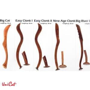 Clonk Big River Clonk 38cm Unicat