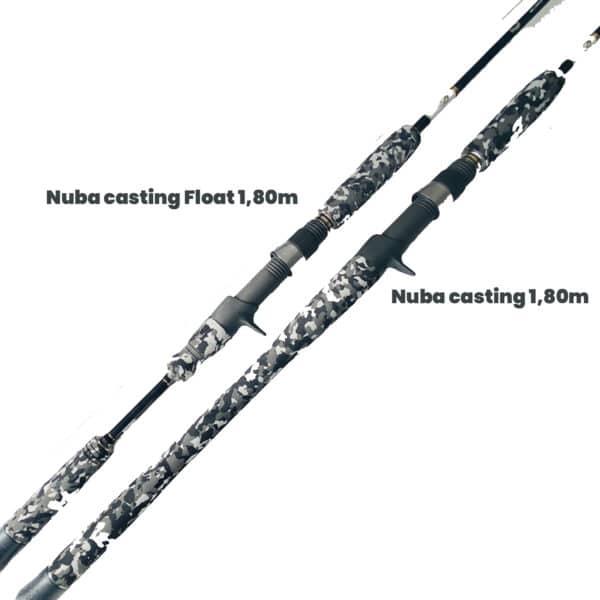 Canne Casting Verticale Nuba Float Cast 1,80m Yuki