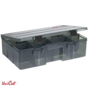 Boite Rangement Tackle Box 35,5x23x10cm Unicat