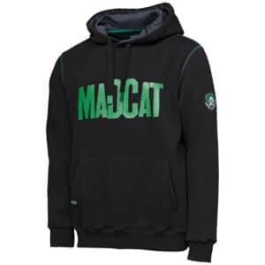 Sweat Shirt A Capuche Mega Logo Hoodie Black Caviar Madcat