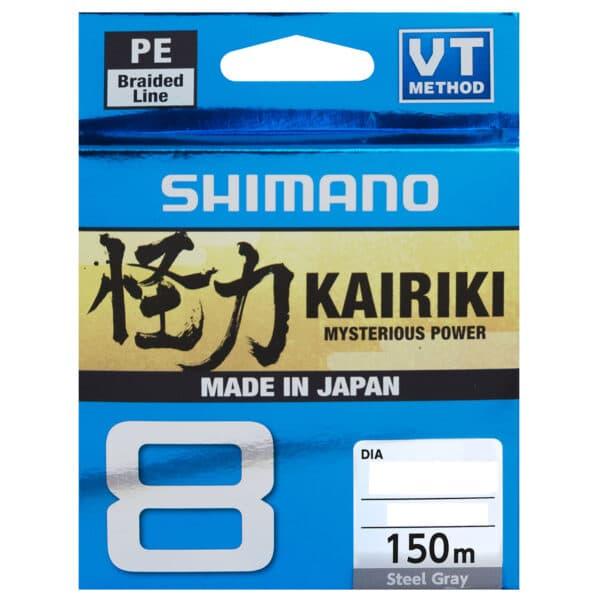 Tresse Kairiki 8 Brins 150m Shimano
