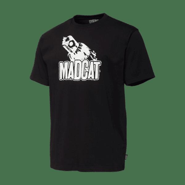 T-Shirt Clonk Black Caviar MadCat