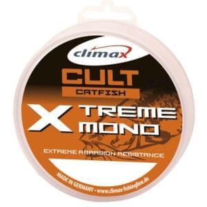 Bas De ligne Cult Catfish Leader Extreme Mono 50m Climax