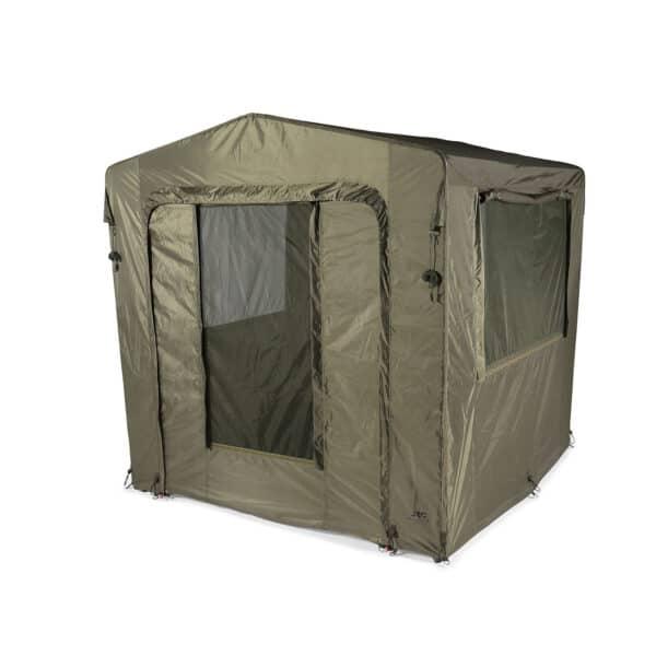 Abris Defender Social Shelter 2x2x2m JRC