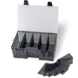 Boite Tackle Keeper HC30Q 28x17x10cm Profond Quantum
